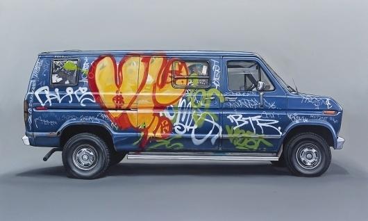 Van painting