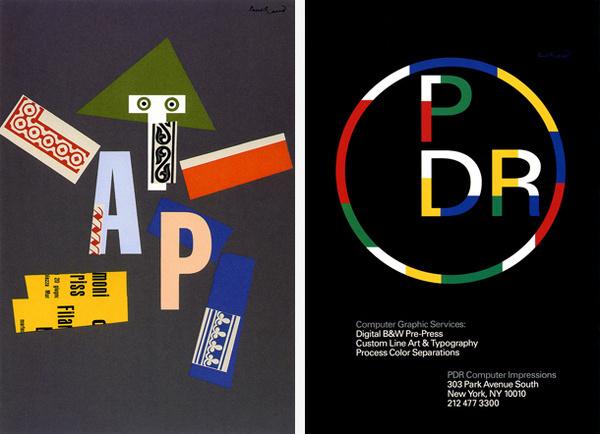 Paul Rand_19 #rand #posters #poster #paul