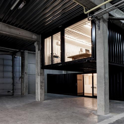 Drop Anchors #interior #design #concrete #decoration
