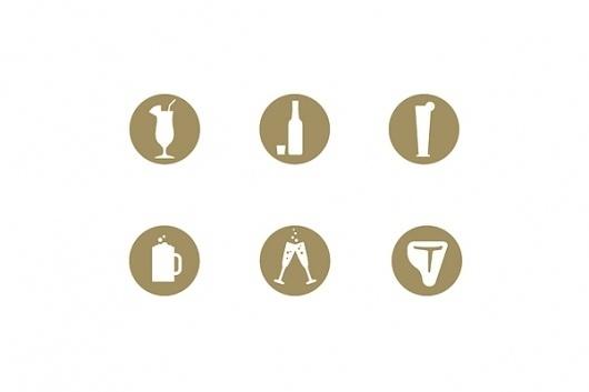 Esquire Magazine - #icons #pictograms