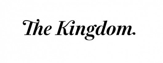Eight Hour Day » Blog » The Best Thing I Saw Today • May 9, 2012 #logotype #lettering #klim #kingdom