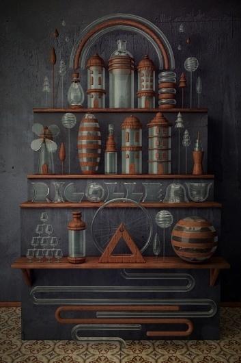 Cristalería Rigolleau - 100 Industria Argentina - Santi Zoraidez - Art Director & Designer #santi #print #design #graphic #direction #szoraidez #art #zoraidez