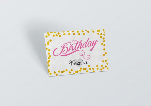 Birthday card mock up Free Psd. See more inspiration related to Mockup, Birthday, Card, Template, Web, Website, Envelope, Mock up, Templates, Website template, Mockups, Up, Web template, Realistic, Real, Web templates, Mock ups, Mock and Ups on Freepik.
