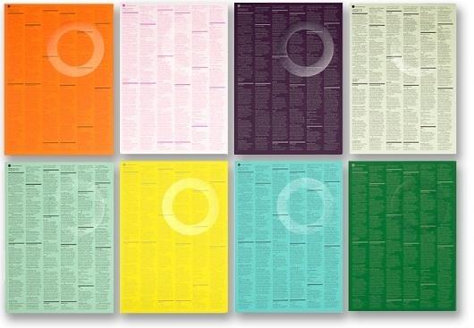 Pentagram #magazine #typography