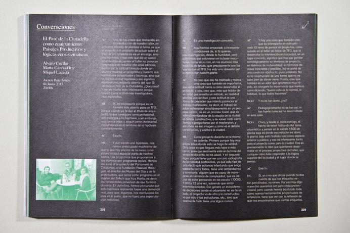 Diagonal Verda Bcn book