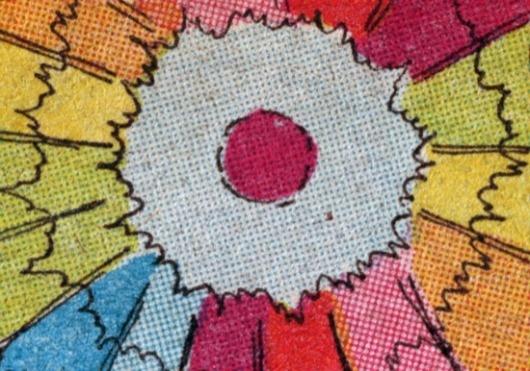 4CP | Refined Shot #comic #vintage #geek #cmyk #colour