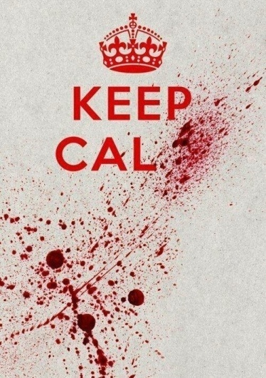 keep calm and carry on | Tumblr #poster