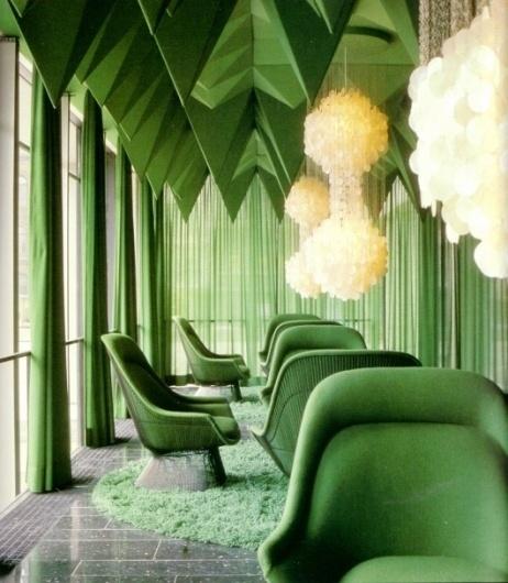 WANKEN - The Blog of Shelby White » The Interiors of Mid-Century Modern #interior #modern #design #vintage #midcentury