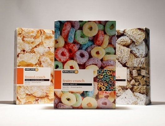 Student Work – Academy of Art University : Lovely Package . Curating the very best packaging design. #branding #design #food #cereal #package