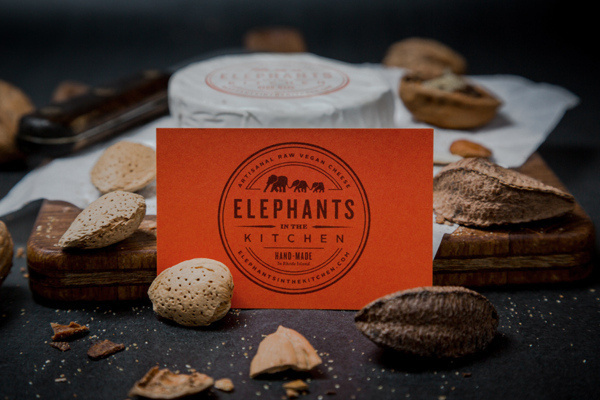 Elephants in the Kitchen on Behance #logo #brand