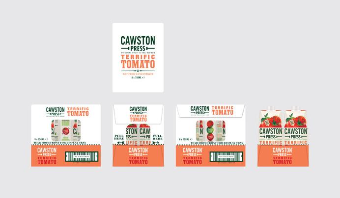 Cawston Press- Design and creative communications