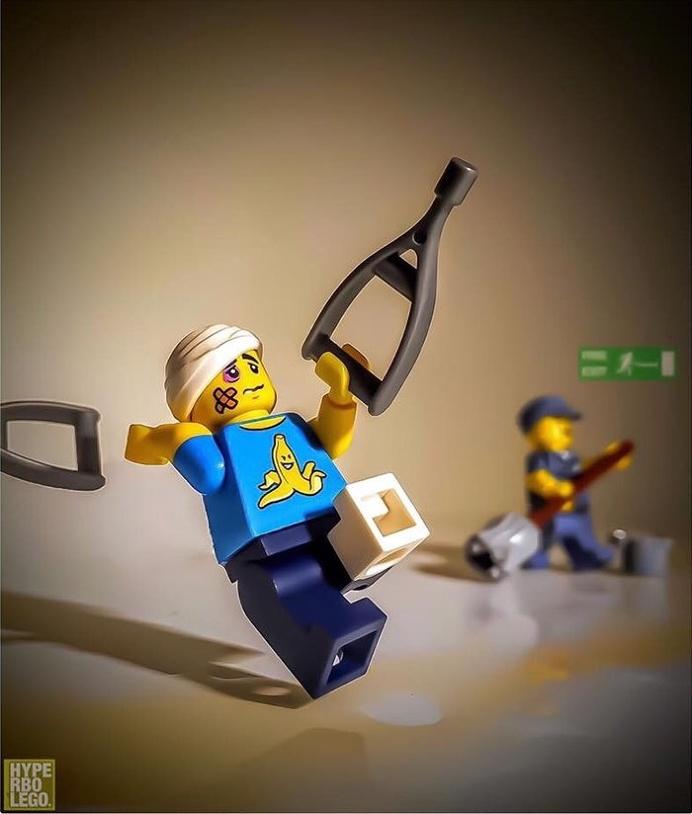 Mini Adventures of Lego People