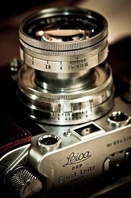 Fancy - Leica IIIf #camera #leica