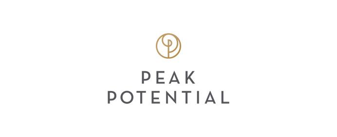 Peak Potential Logo - Paul Tuorto