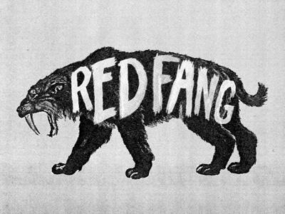Dribbble_redfang #type #eric #montes