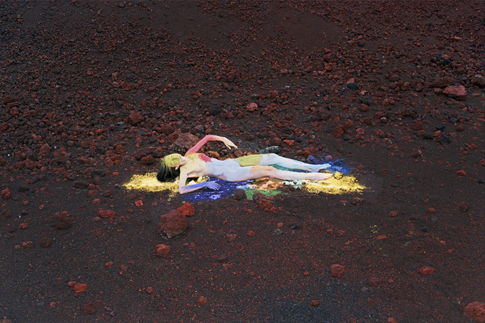 Synchrodogs (Tania Shcheglova and Roman Noven) photography