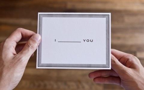 swissmiss #card #you