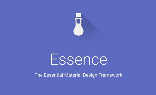 Google Material UI Design Frameworks