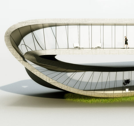 "Architect explains how he will 3D print a ""whole building in one go"" #print #architecture #3d"