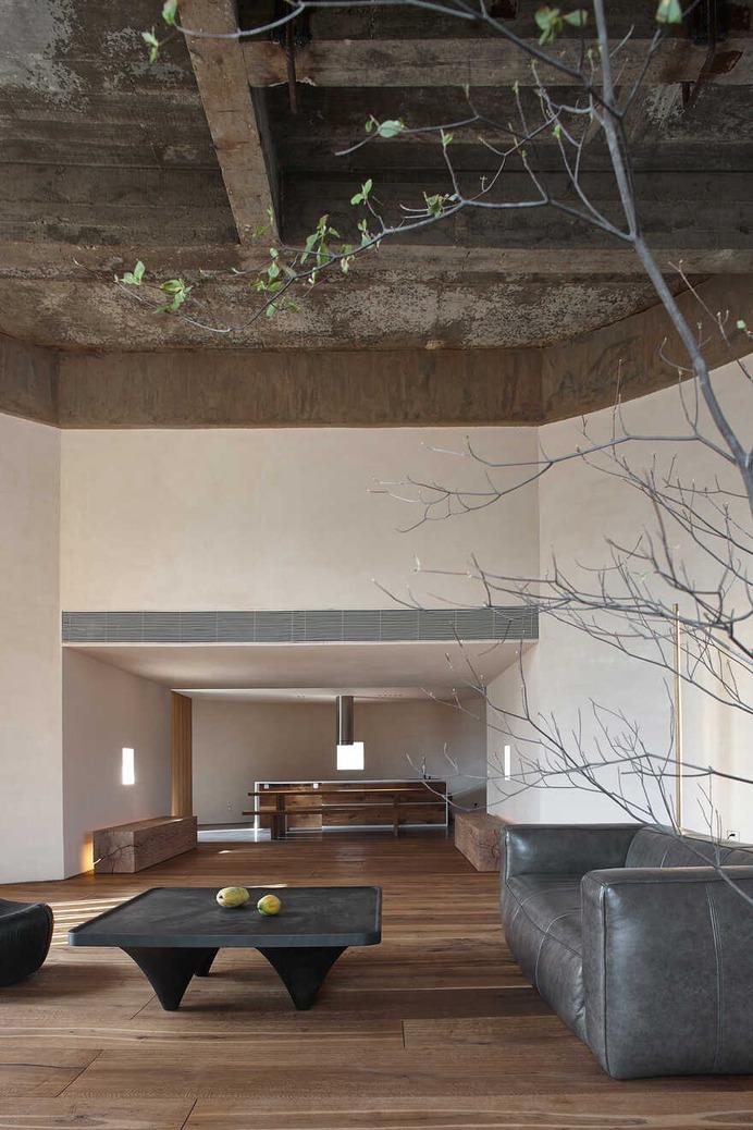living room, ZMY Design