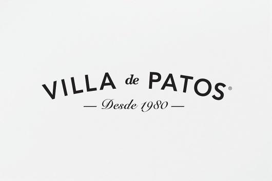 Villa de Patos - SAVVY #logo #identity