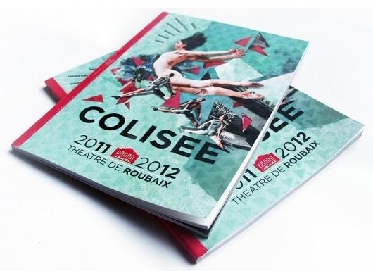 Laura Knoops - Graphic design #colise #design #roubaix #knoops