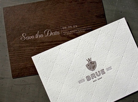 Featured designer: Nicolas Brue #cards #business