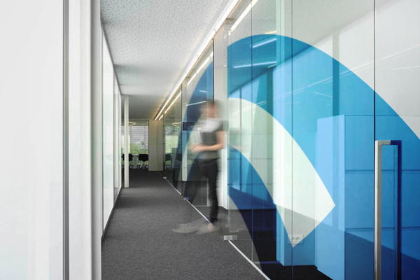 EyeSync Corporate and Brand Identity on Behance #interior
