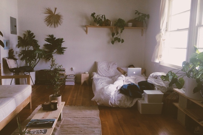 saturday a.m. #interior #bedroom