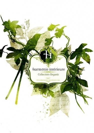 Harmonie intérieure on the Behance Network