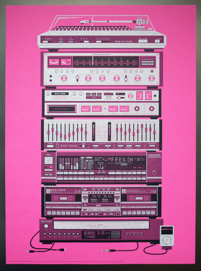 illustration #music #illustration #stereo #av