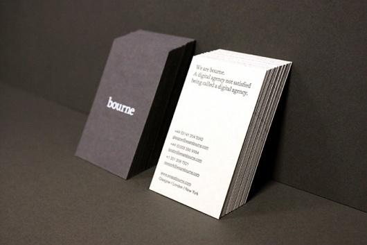 Effektive Studio. +44 (0)141 221 5070 #business #card #print #design #graphic #typography