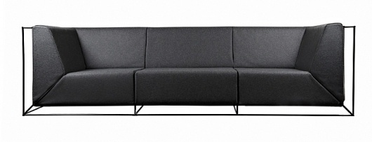 Wyniki konkursu Future Classics | 2+3D grafika plus produkt - Kwartalnik projektowy | Polish Design Quarterly #couch #design