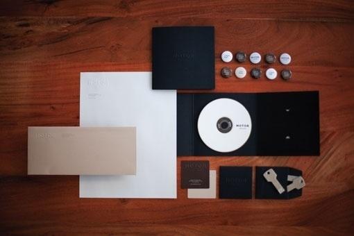 design work life » Departement: Motor Flame Artists Branding #profile #motor
