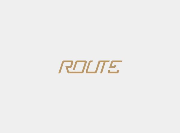 Identity / Route #logo #mexico #mno