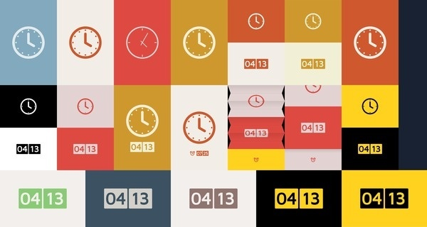 Clock_screens_ALL.png #clock #ui