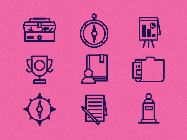 Failed Icons #icon #symbol #picto