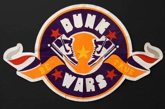 Arcade » Nike – Dunk Wars #nike #illustration