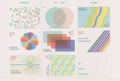 Simple stamps #design