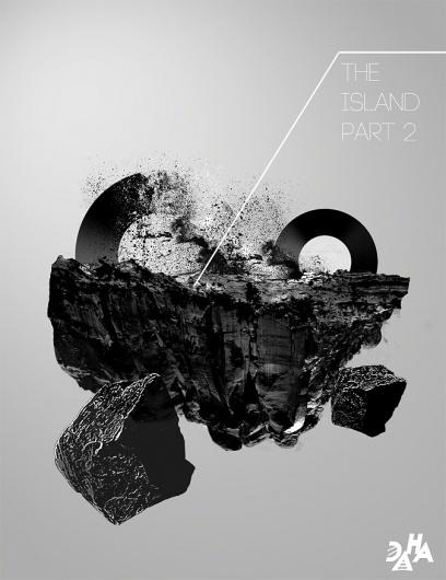 ARTWORK : DAHA LEE #artwork #island #dahalab