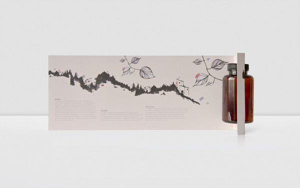 ❦ True Nature blends packaging www.pepijnrooijens.com #packaging #identity