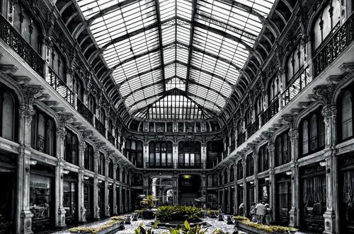 CJWHO ™ (Galería Subalpina by Alfon No) #white #design #interiors #black #galeria #photography #architecture #subalpina #and