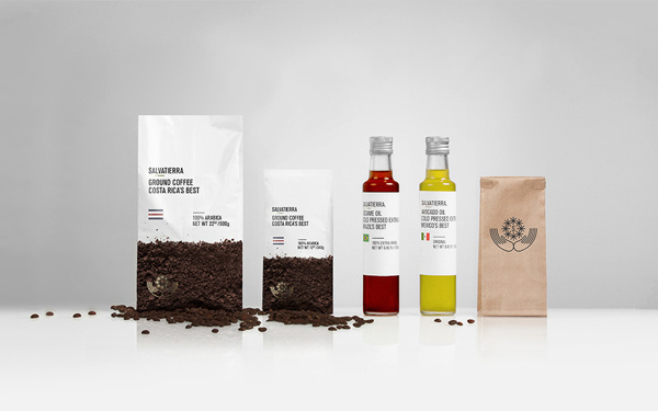 Salvatierra by Anagrama #packaging