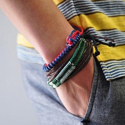 tumblr_loahk2jWks1qcdg4no1_500.jpg (500×500) #fashion #boy #bracelet