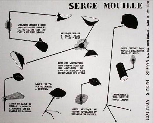 Stuff and Nonsense #serge #mouille