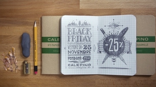 CALEPINO Pocket notebooks and memo books - Made in France #notebook #wood #top #sketch
