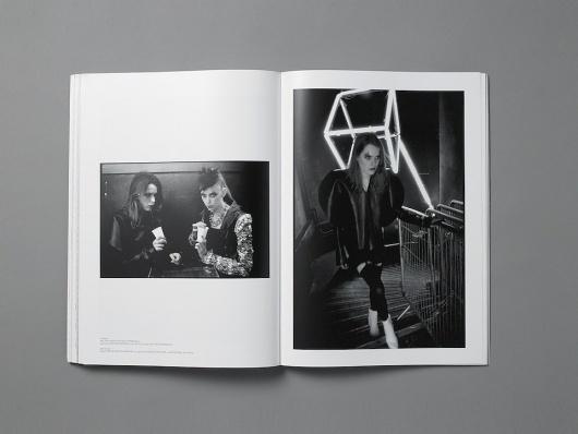 Xavier Encinas - Graphic Design Studio - Paris #editorial #magazine