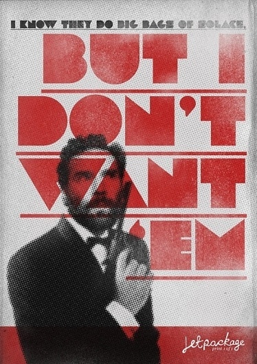 websitesarelovely #jetpackage #richards #project #neil #print #illustration #adam #poster #buxton