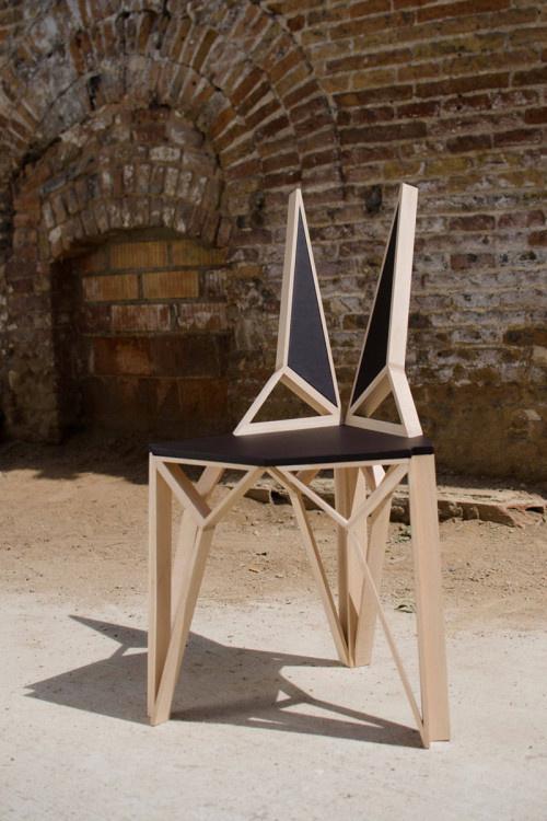 AlterEgo #minimalist #chair #furniture #design