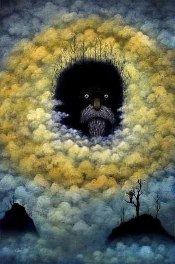 An Interview with Andy Kehoe #illustration #painting